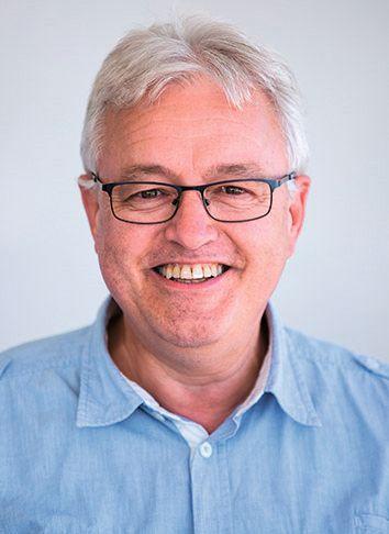 Werner Schäfauer, Sales Account Manager, Schubert