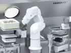 Im neuesten Variosys-Modul DDM 9105 werden Roboter zum Denesten eingesetzt.