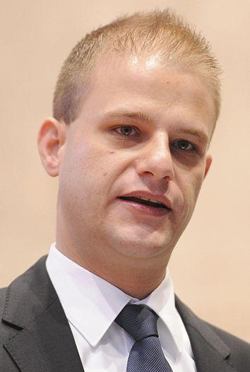 Jörg Willburger ist Produkt- und Projektmanager bei Bosch Packaging Technology