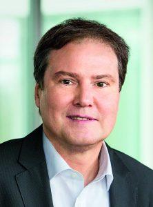 Symrise-Chef Bertram freut sich über Umsatzplus