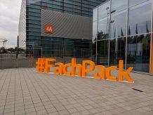 Im Messezentrum Nürnberg zeigen in diesen auf der Fachpack wieder 1.600 Aussteller ihre Lösungen für verpackungsintensive Branchen – darunter die Lebensmittel- und Pharmaindustrie. Pharma+Food war für Sie bereits vor Ort. (Alle Bilder: Redaktion)