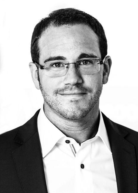 Daniel Cavelius ist Vertriebsleiter Deutschland bei der Hydroflex Group