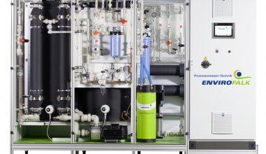 Der Wasseraufbereitungs-Spezialist Envirofalk folgt seiner Dezentralisierungsstrategie und hat einen Standort in Bielefeld eröffnet. (Bild: Envirofalk)