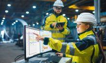 Instandhaltung mit digitaler Unterstützung steigert die Produktivität und verkürzt Stillstände. Bild: Shutterstock