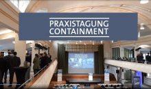 3. Praxistagung Containment fand am 10.10.2019 in Heidelberg statt.