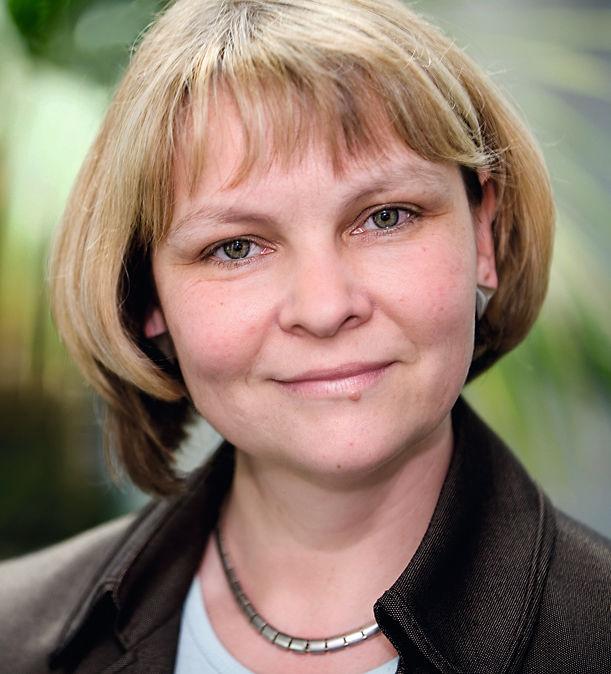 Jutta Quaiser leitet die Öffentlichkeitsarbeit der Envirochemie