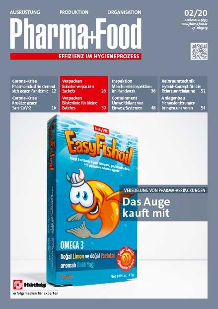 Pharma+Food Ausgabe 02-20