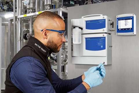 Der Total Organic Carbon-Analysator 6000TOCi von Mettler Toledo ermöglicht kontinuierliche Messungen in Echtzeit in reinem und ultrareinem Wasser und liefert in weniger als einer Minute Ergebnisse.Mehr zum Produkt Bild: Mettler Toledo