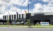 Das Firmenareal in Yatala umfasst 19.000 m².  Hier befinden sich neben der Produktion auch Verwaltung und Vertrieb. (Alle Bilder: Schütz)
