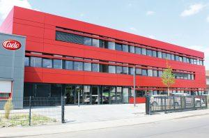 Caelo_Verwaltungsgebäude