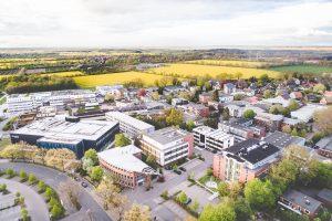 Der Produktionsstandort von Alergopharma liegt in Reinbek bei Hamburg. (Bild: Merck)