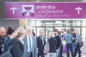Die Analytica 2020 wird auf den 19. bis 22. Oktober 2020 verschoben. (Bild: Analytica / Messe München)