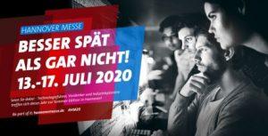 Die Hannover Messe wird wegen der Coronavirus-Epidemie auf den 13. bis 17. Juni verschoben. (Bild: Deutsche Messe)