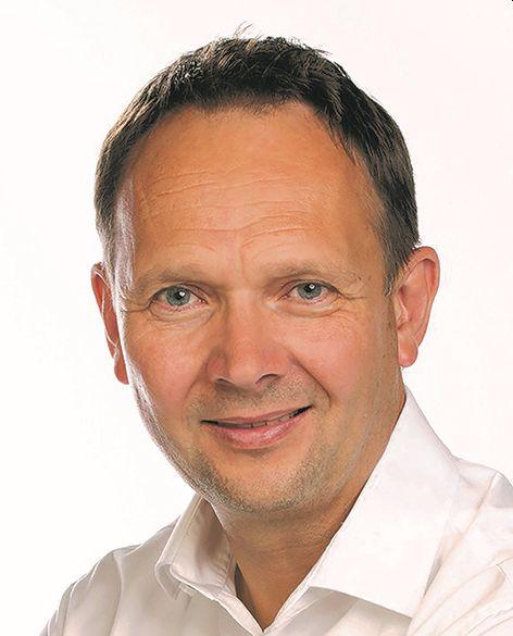 Henning Falck, Leiter Geschäftsbereich Trocknungs- und Partikeltechnologien, Neuhaus Neotec