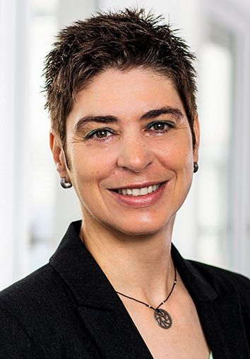 Kerstin Löffler, Vice President Marketing & Corporate Communications bei  Faller Packaging
