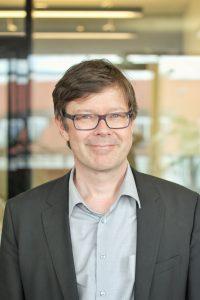 Dr. med. Jens Vollmar, medizinischer Leiter für Impfstoffe beim Hersteller Glaxo Smith Kline, GSK