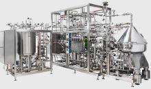 GEA liefert eine Separatorenanlage für Versuche, Upscaling und Produktion eines möglichen zukünftigen Corona-Impfstoffs nach China. (Bild: GEA)