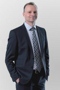 Dr. Michael Grosse sieht sein Unternehmen