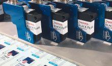 An der Nasenspülsalz-Linie werden 60.000 Stickpacks/h gekennzeichnet.  (Bilder: Bowa)