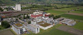 Das neue Labor entsteht am Standort Buchs. (Bild: Merck)