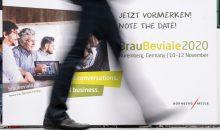 Die Brau Beviale soll in diesem Jahr als Special Edition unter Corona-Hygienemaßnahmen stattfinden. Bild: Nürnbergmesse