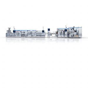 Uhlmann BEC 200, S 500 , ECP 12