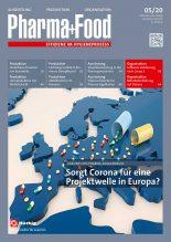 Cover Pharma+Food 05/20