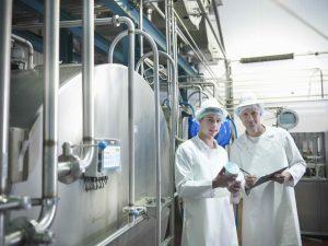 Die Software-Lösungen von Proleit kommen unter anderem in der Molkerei-Branche zum Einsatz. (Bild: Schneider Electric)