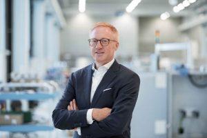 Prof. Dr.-Ing. Matthias Niemeyer übernimmt am 1. Oktober 2020 die CEO-Funktion sowohl bei der Uhlmann Group Holding als auch bei der Uhlmann Pac-Systeme. (Bild: Uhlmann)