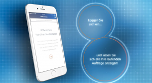 Faller-App (Bild: Faller Packaging)