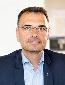 Axel Friese ist Marketingleiter bei Glatt