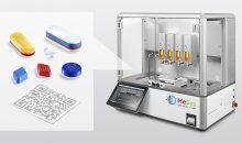 Dihesys beschäftigt sich mit dem personalisierten 2D- und 3D-Druck von Medikamenten. (Bild: Haro Höfliger)